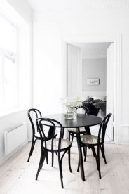 Modern Round Dining Table Design Ideas For Inspiration 24