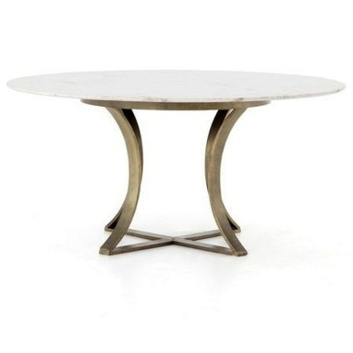 Modern Round Dining Table Design Ideas For Inspiration 39