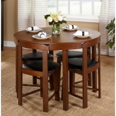 Modern Round Dining Table Design Ideas For Inspiration 43