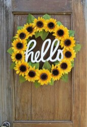 Most Popular DIY Summer Wreath You Will Totally Love 05