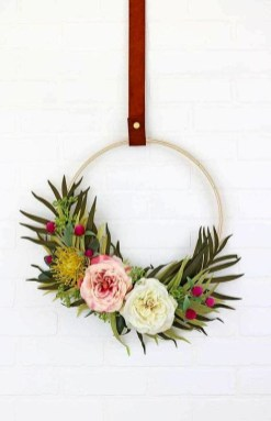 Most Popular DIY Summer Wreath You Will Totally Love 17