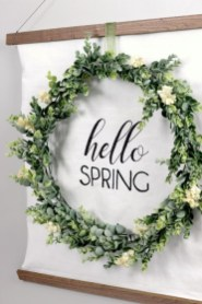 Most Popular DIY Summer Wreath You Will Totally Love 21