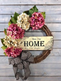 Most Popular DIY Summer Wreath You Will Totally Love 29