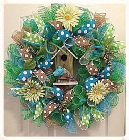Most Popular DIY Summer Wreath You Will Totally Love 31