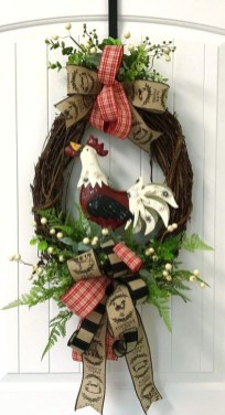 Most Popular DIY Summer Wreath You Will Totally Love 36