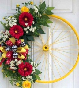 Most Popular DIY Summer Wreath You Will Totally Love 37