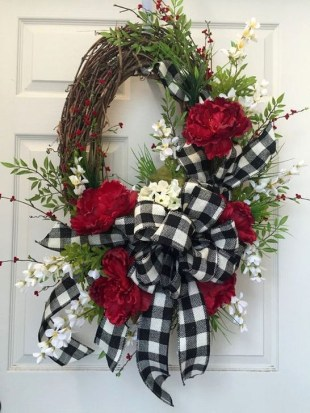 Most Popular DIY Summer Wreath You Will Totally Love 44