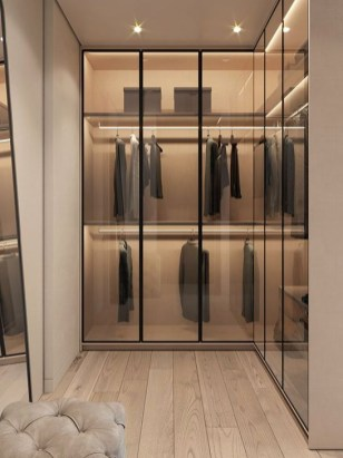 Popular Wardrobe Design Ideas In Your Bedroom 08