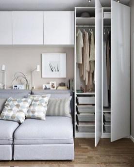 Popular Wardrobe Design Ideas In Your Bedroom 17