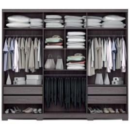 Popular Wardrobe Design Ideas In Your Bedroom 45