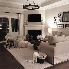 Small And Cozy Living Room Design Ideas To Copy 47