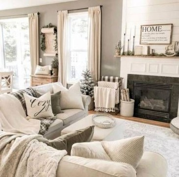 Small And Cozy Living Room Design Ideas To Copy 52