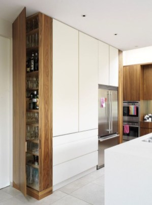 Smart Hidden Storage Ideas For Kitchen Decor 06