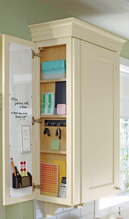 Smart Hidden Storage Ideas For Kitchen Decor 08