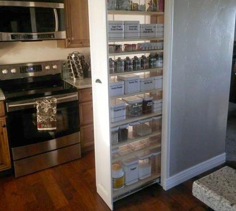 Smart Hidden Storage Ideas For Kitchen Decor 16