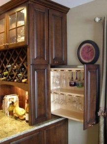 Smart Hidden Storage Ideas For Kitchen Decor 29
