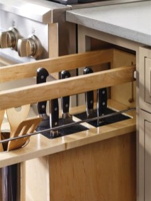 Smart Hidden Storage Ideas For Kitchen Decor 30