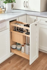 Smart Hidden Storage Ideas For Kitchen Decor 31