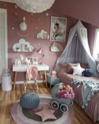 Stunning Desk Design Ideas For Kids Bedroom 10