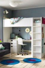 Stunning Desk Design Ideas For Kids Bedroom 30