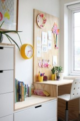 Stunning Desk Design Ideas For Kids Bedroom 39