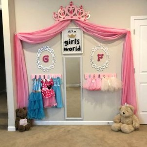 Totally Inspiring Bedroom Decor Ideas For Baby Girls 02