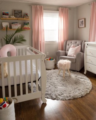 Totally Inspiring Bedroom Decor Ideas For Baby Girls 15