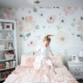 Totally Inspiring Bedroom Decor Ideas For Baby Girls 25