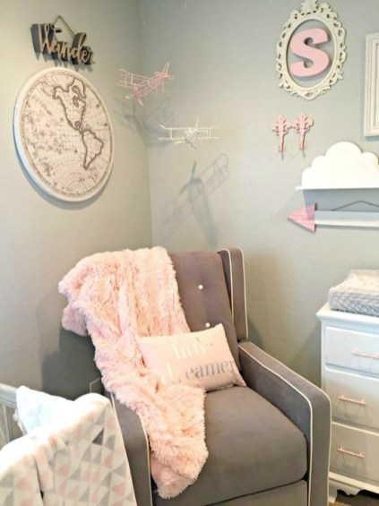 Totally Inspiring Bedroom Decor Ideas For Baby Girls 26