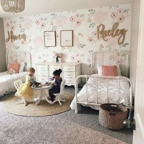 Totally Inspiring Bedroom Decor Ideas For Baby Girls 31