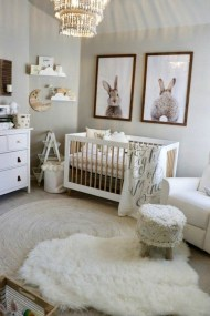 Totally Inspiring Bedroom Decor Ideas For Baby Girls 37