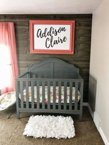 Totally Inspiring Bedroom Decor Ideas For Baby Girls 40