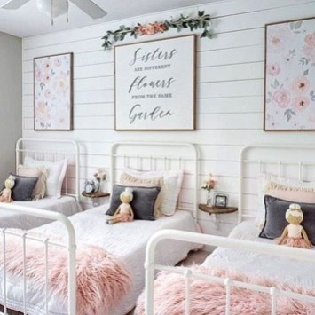 Totally Inspiring Bedroom Decor Ideas For Baby Girls 41