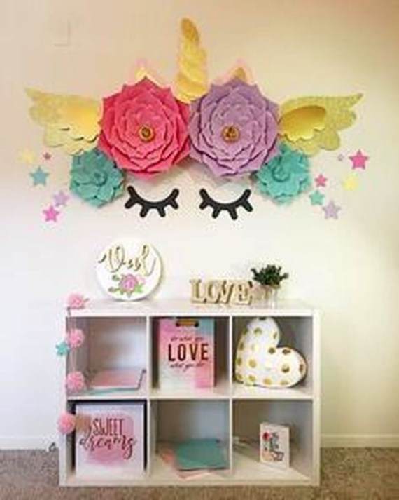 Totally Inspiring Bedroom Decor Ideas For Baby Girls 51