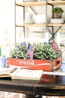 Unique Farmhouse Fourth July Decor Ideas That Inspire You 17