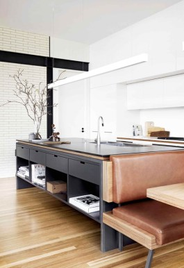 Attractive Kitchen Design Ideas With Industrial Style 16