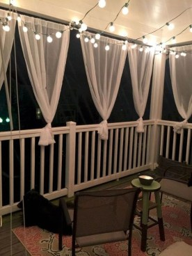 Awesome Small Balcony Ideas To Make Your Apartment Look Great 08