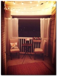 Awesome Small Balcony Ideas To Make Your Apartment Look Great 19