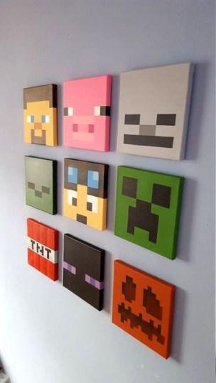 Brilliant DIY Wall Art Ideas For Your Dream House 16