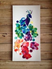 Brilliant DIY Wall Art Ideas For Your Dream House 30