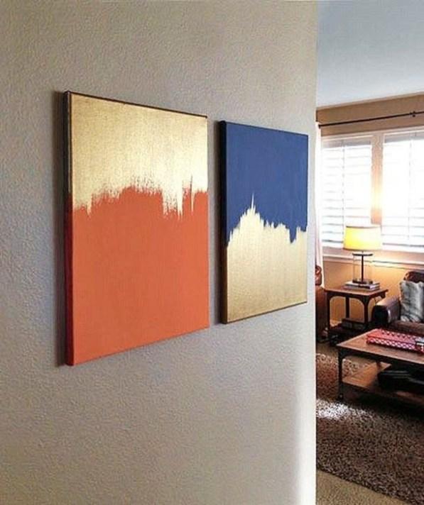 Brilliant DIY Wall Art Ideas For Your Dream House 53