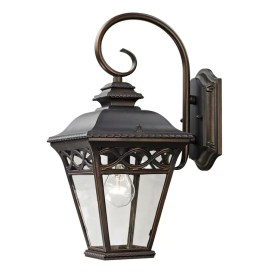 Classy Traditional Outdoor Lighting Ideas For Your House 09