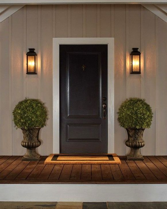 Classy Traditional Outdoor Lighting Ideas For Your House 26