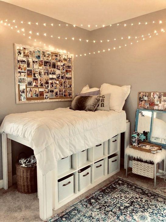 Comfy Attic Bedroom Design And Decoration Ideas 36