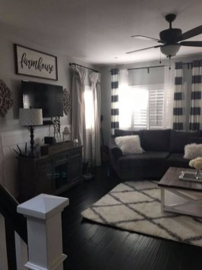 Cool Rustic Living Room Decor Ideas For Your Home 07