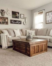 Cool Rustic Living Room Decor Ideas For Your Home 19
