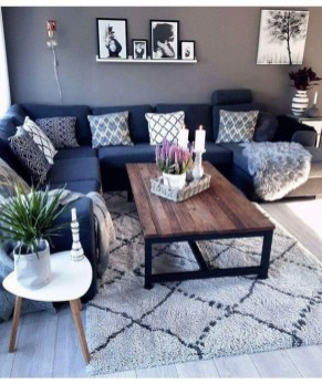 Cool Rustic Living Room Decor Ideas For Your Home 23