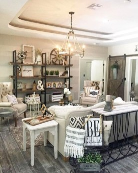 Cool Rustic Living Room Decor Ideas For Your Home 24