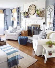 Cool Rustic Living Room Decor Ideas For Your Home 28