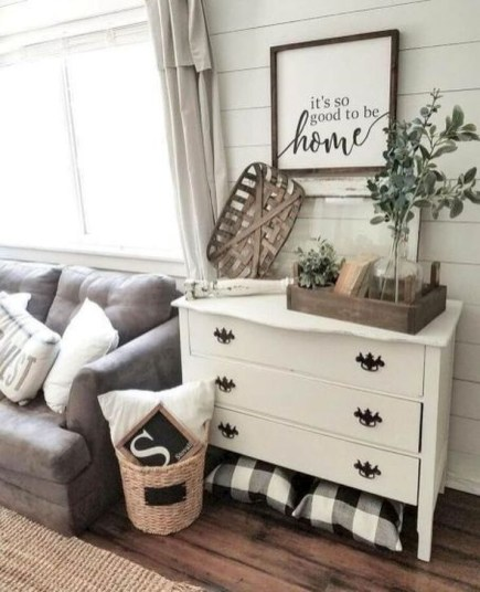 Cool Rustic Living Room Decor Ideas For Your Home 32